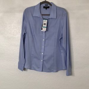 NWT Jones New York L/S shirt